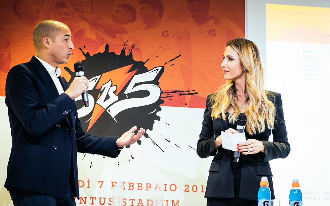 """Gatorade premia la scuola"": from the idea to the communication of the event"
